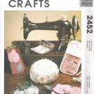 1999 McCalls 2452 Pattern Sewing Accessories  Uncut