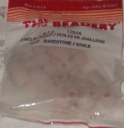 Beadery SandstoneJewelry  Beads