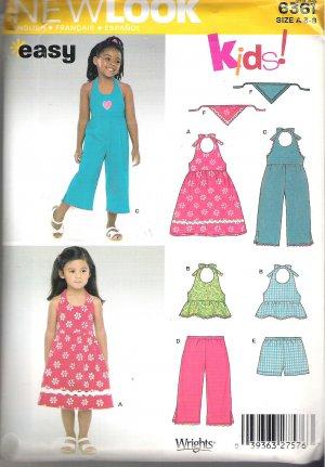 FS170 Tribe Pattern Capri Womens Pants Wrap Pants [Free Shipping