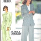 Butterick 4202 (1995) Vintage Pattern Jessica Howard Plus Size Jacket Top Pants 18-22  Uncut
