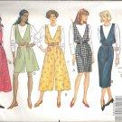 Butterick 5563 (1991) Pattern Jumper Jumpsuit Top  Size 6, 8, 10  Uncut