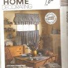 McCalls 2056 (1998) Curtain Chair Pillow Placemat Napkin Potholders Appliance Casserole Pattern