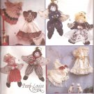 Simplicity 9375 (1995) Tree Top Flying and Small Angels Pattern UNCUT