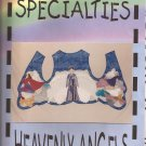Heavenly Angels Vest Appliques Pattern Size Small 8-10 Medium 12-14 Large 16-18 UNCUT