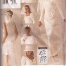 Vogue 9183 (1995) Briday Veils Five Versions and Hat Pattern Size S M L