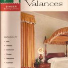 Vintage (1960) Singer Sewing Library How to Make Valances Booklet 103