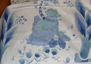 1982 Vintage Palazzo D'Oro Splendor of Venetian Nights Cotton Home Decor Fabric