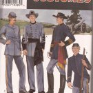 Simplicity 7274 (1996) Civil War Confederate Union Soldier Officer Pattern Size XS S M L XL CUT