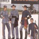 Simplicity 7274 (1996) Civil War Confederate Union Soldier Officer Pattern Size XS S M L XL CUT