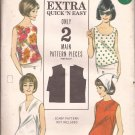 Butterick 3286 Vintage Blouse Top Shirt Neck Variations Pattern Size 18 UNCUT