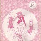 Patterns Pacifica 2011 Vintage Culottes Shorts Jumper Hat Pattern Size 14 UNCUT