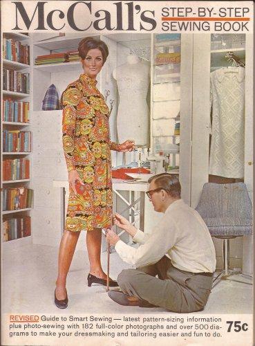 1967 Vintage McCalls Step-by-Step Sewing Book