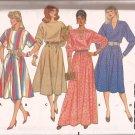 Butterick 6510 Pullover Elastic Waist Dress Pattern Size 14 16 18 UNCUT