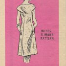 Ann Adams Vintage Mail Order Pattern 4559 Dress Size 10 CUT
