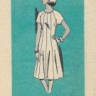 Ann Adams Vintage Mail Order Pattern 4940 Dress Size 10 CUT