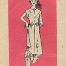 Ann Adams Vintage Mail Order Pattern 4702 Dress Size 10 CUT