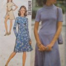 Simplicity 9758 (1971) Designer Fashion Dress Shorts Pattern Size 12 UNCUT
