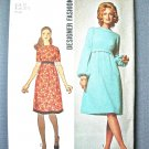 Simplicity 9660 (1971) Vintage Dress Pattern Size 14 UNCUT