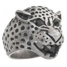 Leopard Ring (sz.6 and 8)