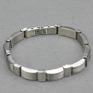 Stainless Steel Stranded Bracelet