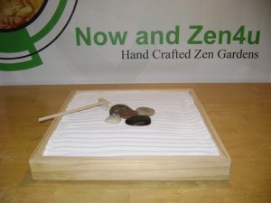 1 foot by 1 foot Zen Garden