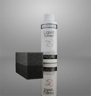 Liquid Silver Solution (EC1) +FREE Jewelry Cleaner!