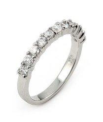CZ Eternity Ring (SGRW685)