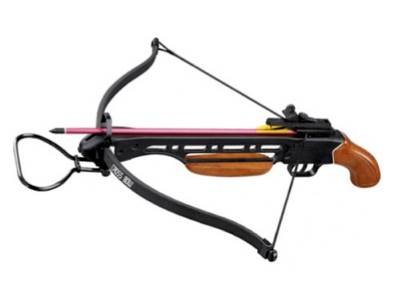 Hunters Pistol Grip Short Stock 150 lb. Draw Crossbow Crossbows Archery