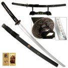 "41"" Last Samurai Movie Sword with Scabbard Bushido Code Battle Inscription"