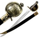 Captain Jack Sparrow Pirates of the Caribbean Sword with Scabbard Collectible
