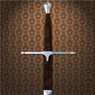 "Braveheart William Wallace Claymore 52"" Marto Sword Collectible"