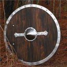 "Viking 30"" Steel Shield Collectible"