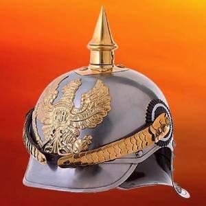 WWI WW1 German Prussian Replica Helmet Collectible