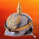 WWI WW1 German Prussian Replica Helmet Collectible