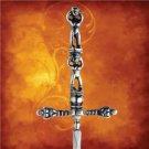 "1600s Italian Courter Stiletto 14"" Dagger with Sheath Collectible"