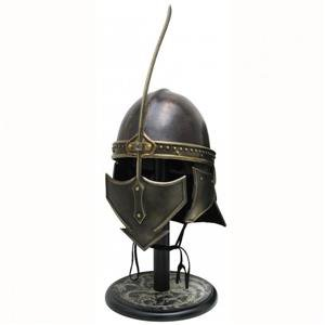 Game of Thrones Unsullied War Helmet COA Oficially Licensed Collectible