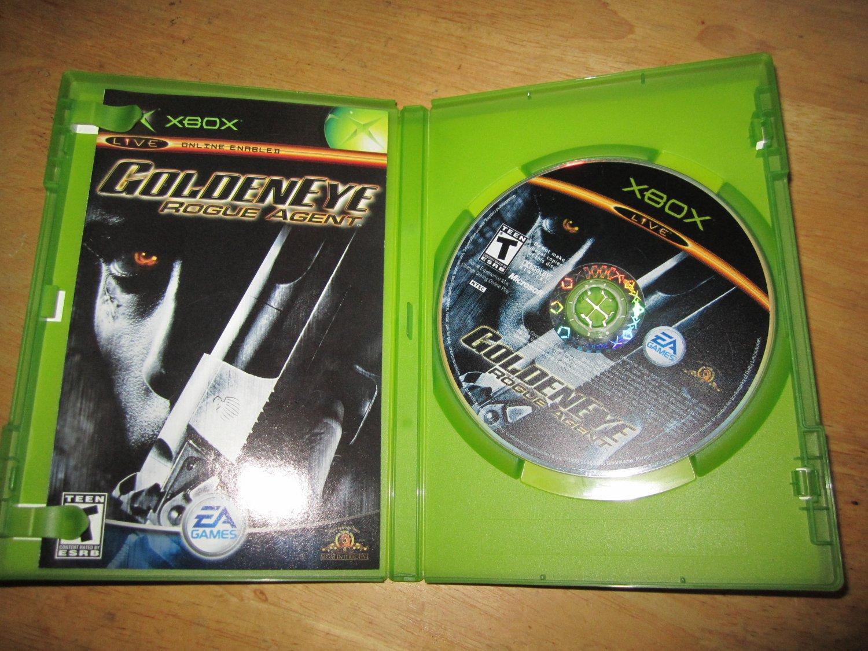 USED Goldeneye: Rogue Agent XBOX
