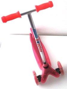 "T bar scooter (BNIB) PINK (not a ""swiss"" micro scooter)"