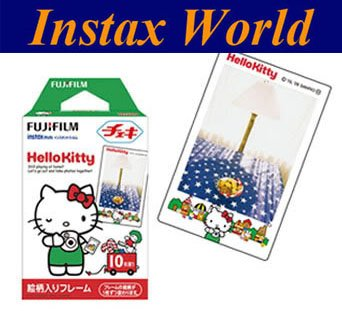 Instax Mini film (Hello Kitty)
