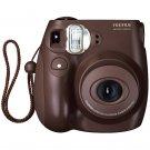 Fujifilm Instax Mini Camera 7s (Brown) Worldwide Shipping