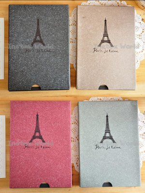 Vintage DIY Album (4 colors)
