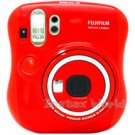 Fujifilm Instax Mini 25 Camera (RED)