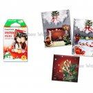 Instax Mini Film - Christmas