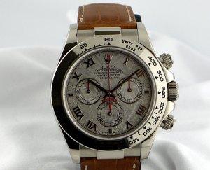 Rolex Cosmograph Daytona, Reference: 116519, 18k White Gold