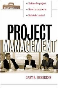 Project Management by Gary R. Heerkens (2001, Paperback)