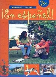 En Espanol! Level 2 by Audrey L. Heining-Boynton, Ricardo Otheguy, Patricia...
