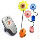 2.5 inch cordless baby monitor flower In