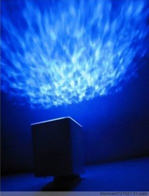 Hot GIFT  Relaxing Ocean Projector Pot Hypnosis LED Projectors NEW Gift anipad Cool Electronics