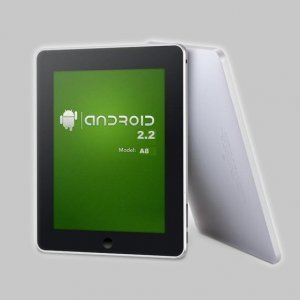 "8"" Android 2.2 Freescale IMX515 Cortex A8 512MB 4GB 3G WiFi External 3G G-sensor Map Tablet PC MID"