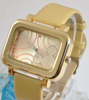 Fashion Watch, Mickey Style Quartz Watch, Fashion Clock